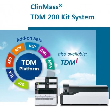 Kit ClinMass® TDM 200 LC-MS/MS RECIPE SHIMADZU